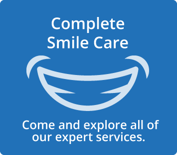 Complete Smile Care from Crossroads Family Dental