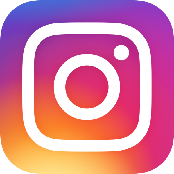 Instagram logo in color